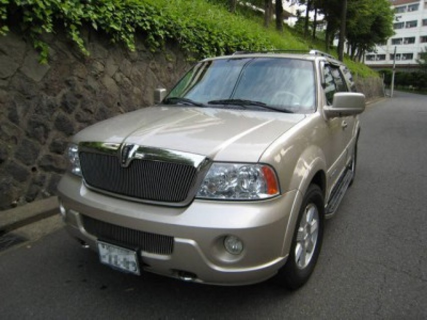 Used Lincoln Navigator 2005 Best Price For Sale And Export In Japan