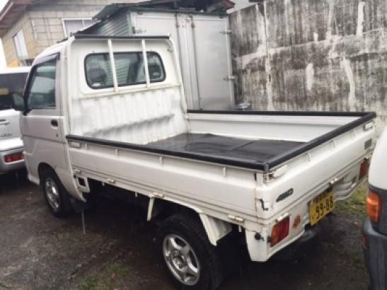 Used Daihatsu Hijet Mini Truck S210P (2003)