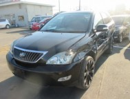 Damaged Toyota Harrier SUV MCU31W (2003)