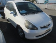 Used Honda Fit HatchBack GD1 (2002)