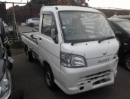 Damaged Daihatsu Hijet Mini Truck S210P (2007)