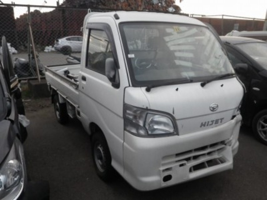 Damaged Daihatsu Hijet 2007 Best Price For Sale And Export