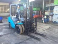 Used Toyota Forklift Forklifts 8FDL25 (2012)