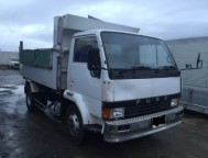 Used Mitsubishi Fuso Fighter Dump FK316CD (1986)