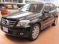 Used Mercedes Benz SUV CBA-284981 (2008)