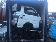 PARTS HALF CUTS AND VEHICLE COMPLETE ******** ( N/A) ********