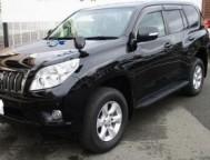 Used Toyota Land Cruiser Prado SUV TRJ150W (2012)