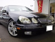 Used Toyota LEXUS GS Sedan JZS160 (2004)