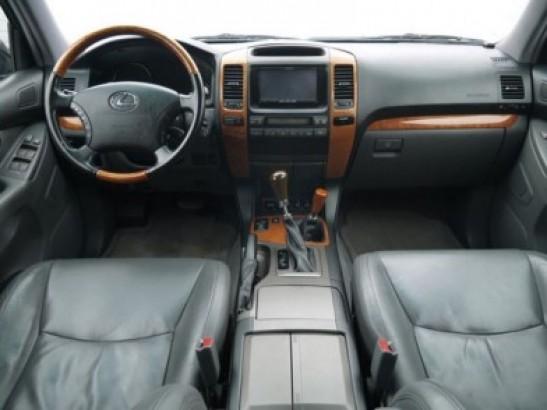 Used Toyota LEXUS GX 470 SUV JTJBT20 (2004)