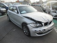 Damaged BMW 120 i Wagon ABA-UD20 (2009)