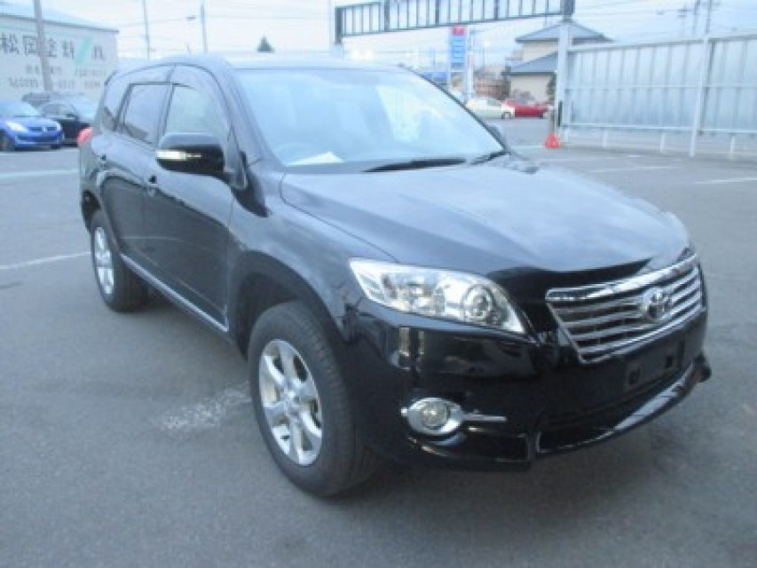Used Toyota Vanguard 2013 best price for sale and export in Japan ...