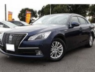 Used Toyota Crown Sedan DAA-AWS210 (2013)