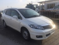 Used Honda Airwave Wagon DBA-GJ2 (2009)