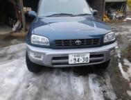 Used Toyota RAV-4 SUV SXA11G (1999)