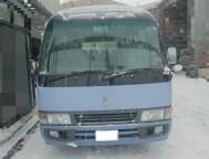 Used Toyota Coaster Bus Micro Bus KK-HZB50 (2003)