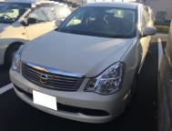 Used Nissan Bluebird Sylphy Sedan DBA-KG11 (2009)