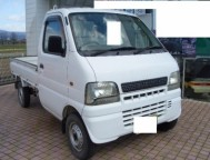 Used Suzuki Carry Truck Mini Truck LE-DA62T (2002)