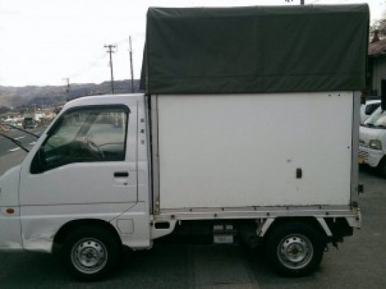 Used Subaru Samber truck Mini Truck TT2 (2012)