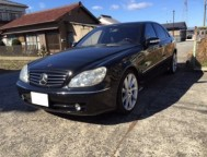 Used Mercedes BENZ S600 Sedan WDB220176 (2002)
