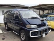 Used Mitsubishi Delica Space Gear Wagon KD-PF8W (1994)