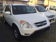 Used Honda CR-V SUV RD5 (2001)