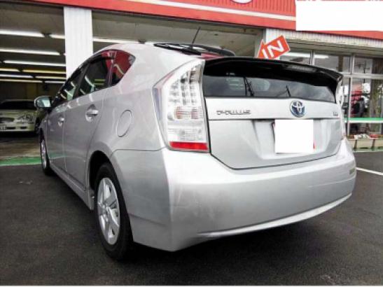 Used Toyota Prius Sedan ZVW30 (2010)
