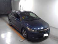 Used Honda Stream Wagon RN6 (2008)