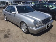 Used Mercedes Benz Sedan E-210A50S (1996)