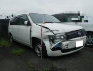 Damaged Toyota Probox Van Van DBE-NCP51V (2012)