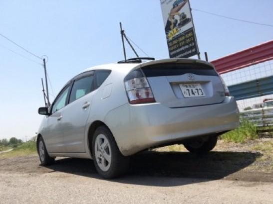 Used Toyota Prius Sedan DAA-NHW20 (2005)