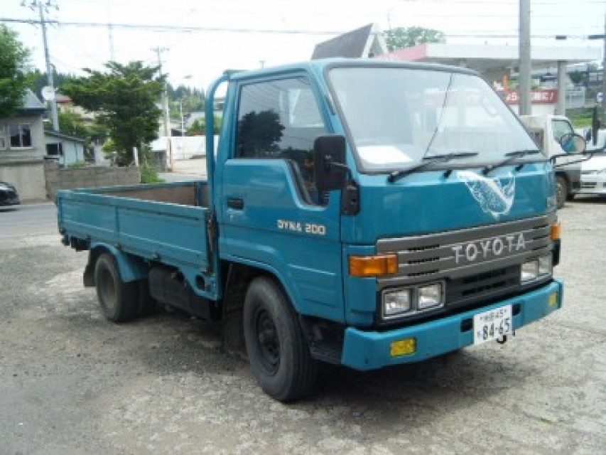 used toyota dyna 1993 best price for sale and export in japan eautobazaar. Black Bedroom Furniture Sets. Home Design Ideas