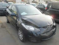 Damaged Mazda Demio HatchBack DBA-DE3FS (2014)