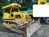 Used CATERPILLAR DOZER Dozer D4E (1985)