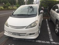 Used Toyota Estima Wagon MCR30 (2002)