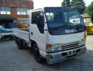 Used Isuzu ELF TRUCK NHS69EA (2002)