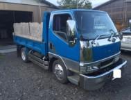 Used Mitsubishi Canter Dump FE51EBD (2000)