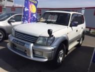 Used Toyota Land Cruiser Prado SUV RZJ95W (2001)