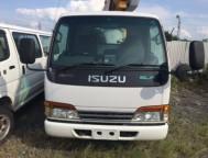 Used Isuzu ELF Truck Crane NKS71GAV (2000)