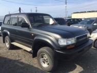 Used Toyota Land Cruiser SUV FZJ80G (1993)