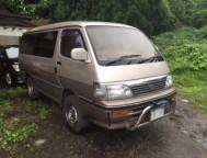 Used Toyota HIACE WAGON Wagon KZH106 (1995)