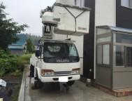 Used Isuzu ELF Truck Crane NKR66E3N (1997)