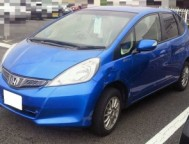 Used Honda Fit HatchBack DBA-GE6 (2012)