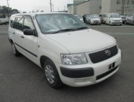 Used Toyota Succeed Van DBA-NCP58G (2011)