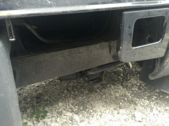 Damaged Daihatsu Hijet Mini Truck S211P (2013)