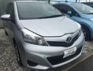 Damaged Toyota Vitz HatchBack NSP130 (2012)