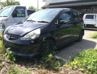 Used Honda Fit HatchBack GD1 (2007)