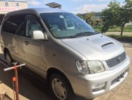 Used Toyota Liteace Noah 4WD,3C ENGINE. Wagon CR50G (2000)