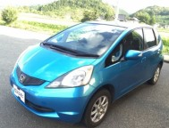 Used Honda Fit HatchBack DBA-GE6 (2008)