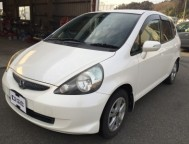Used Honda Fit HatchBack DBA-GD1 (2005)