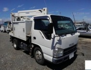 Used Isuzu ELF Trucks NKR85AN (2008)